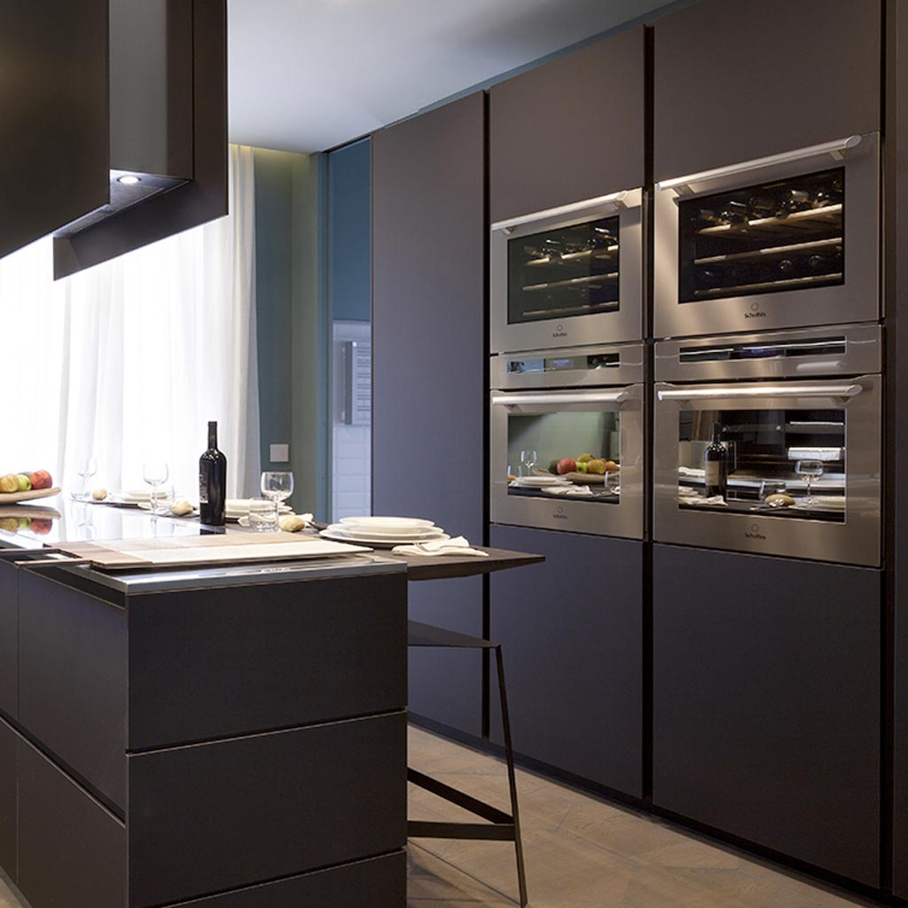 Best incasso in cucina contemporary - Elettrodomestici in cucina ...