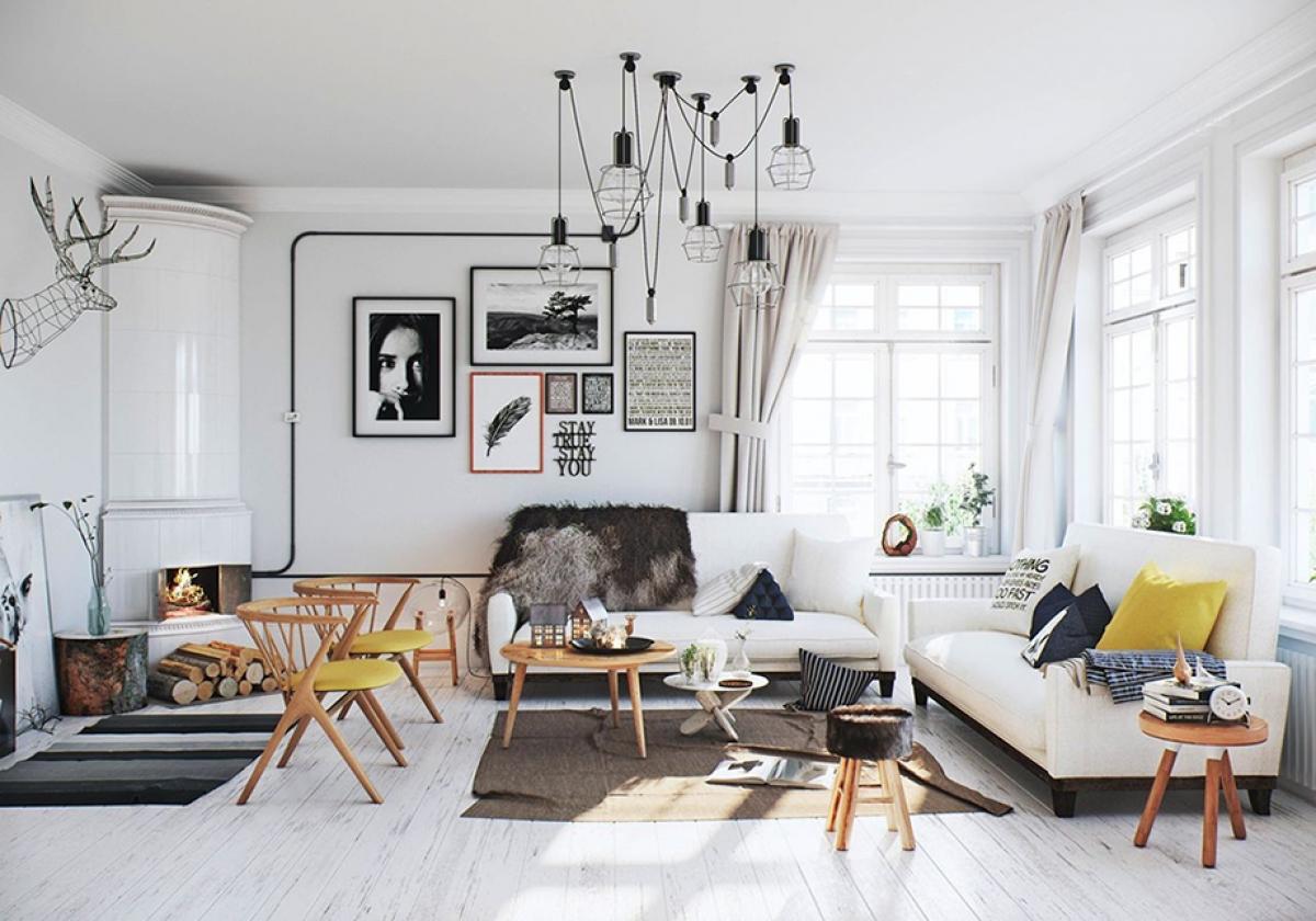 Lo stile scandinavo: il design nordico che ha reso protagonista la natura