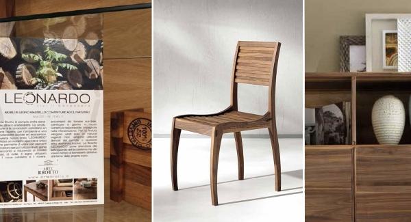 Come a casa mia - la rubrica di SE Arredi che racconta le scelte dei nostri clienti:  le linee contemporanee nei toni caldi del legno